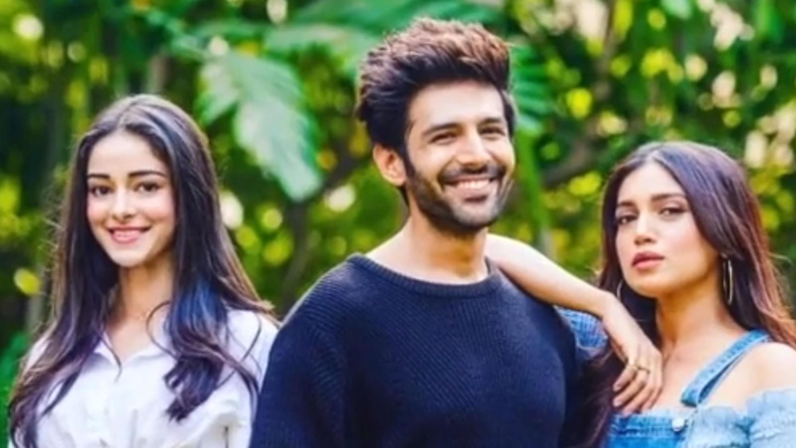Kartik Aaryan is really funny, says Ananya Panday