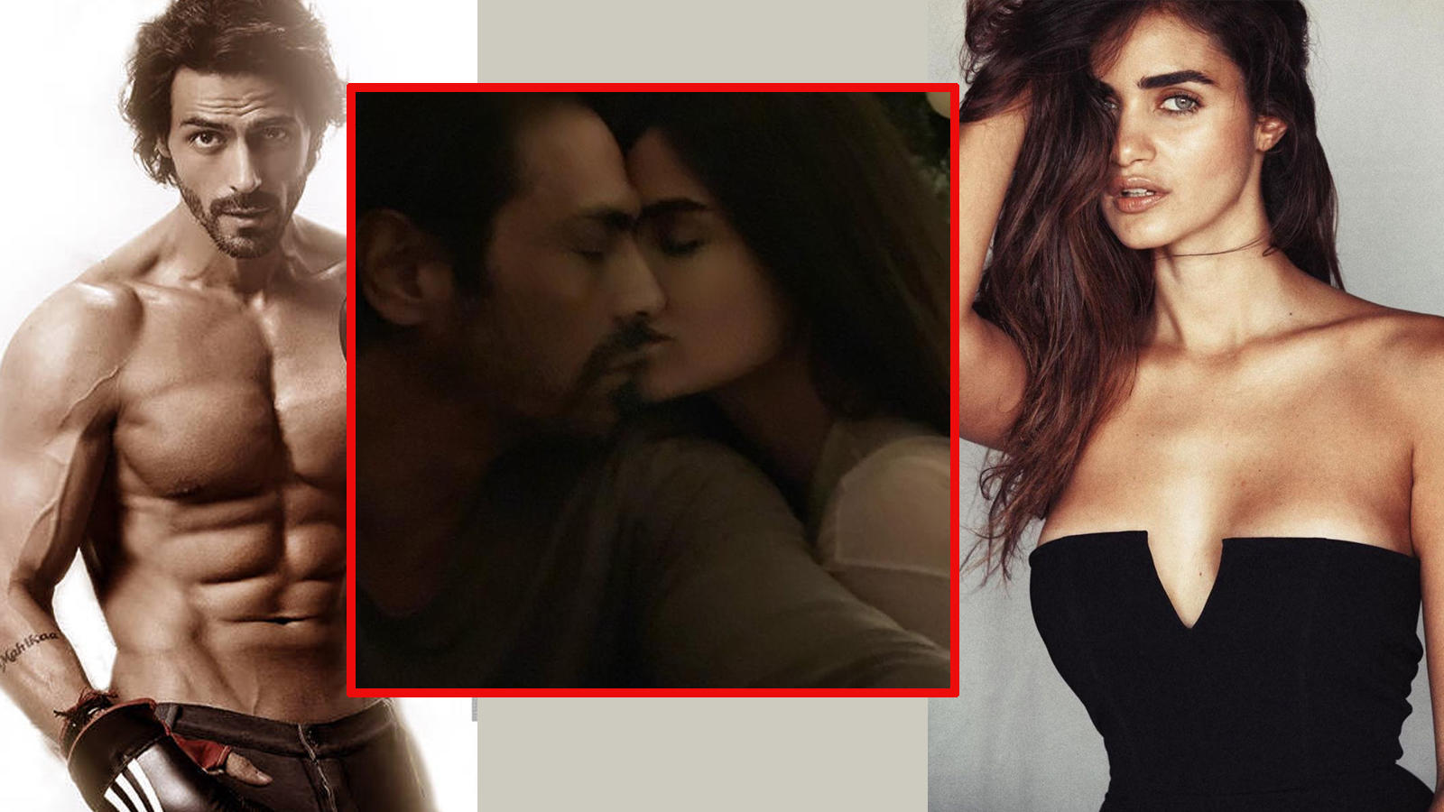 Arjun Rampal, girlfriend Gabriella Demetriades get cosy in latest photograph