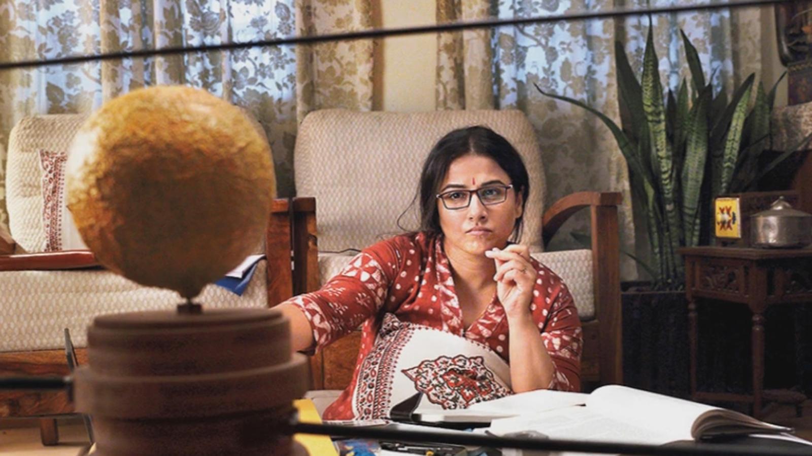 Why Jagan Shakti loves Vidya Balan's character