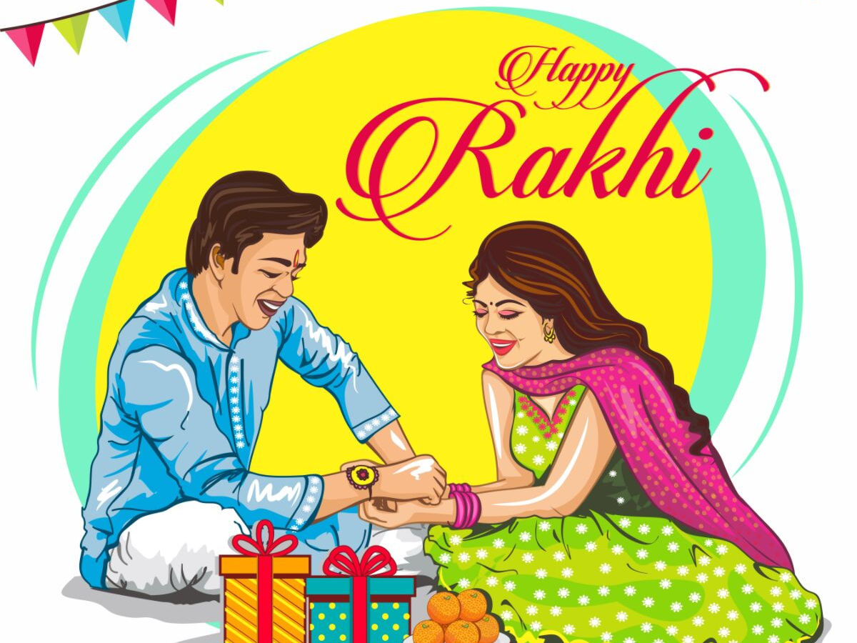 Raksha Bandhan Cards 2019: Best Rakhi greeting card images to share with your siblings