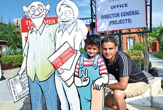 Shivansh and Shiv Sharma (BCCL/ Farhan Ahmad Siddiqui)