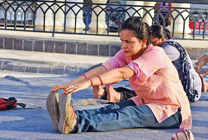 Swati Gupta (BCCL/ Farhan Ahmad Siddiqui)