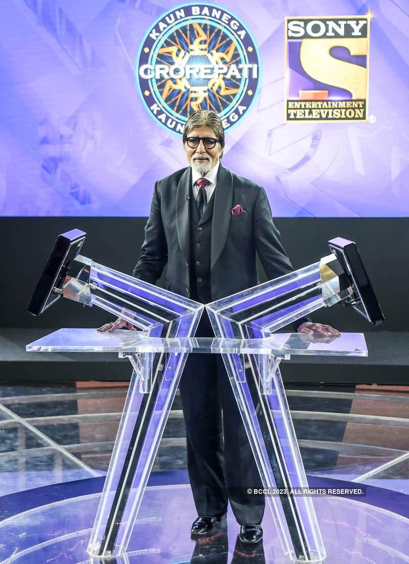 Kaun Banega Crorepati Season 11: Launch