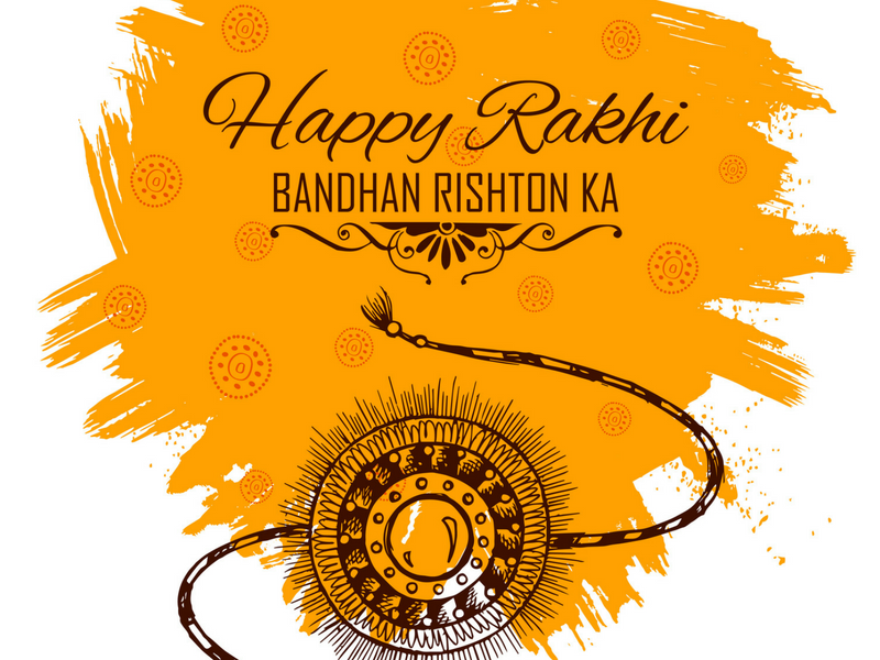Happy Raksha Bandhan 2019: Wishes, Images, Wallpapers