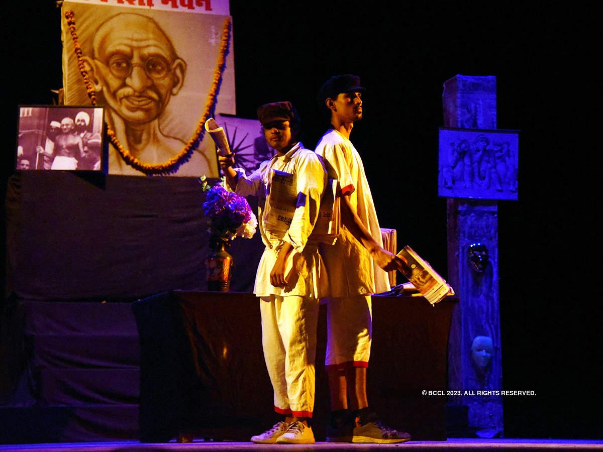 Bapu Bolte Kyu Nahi: A play