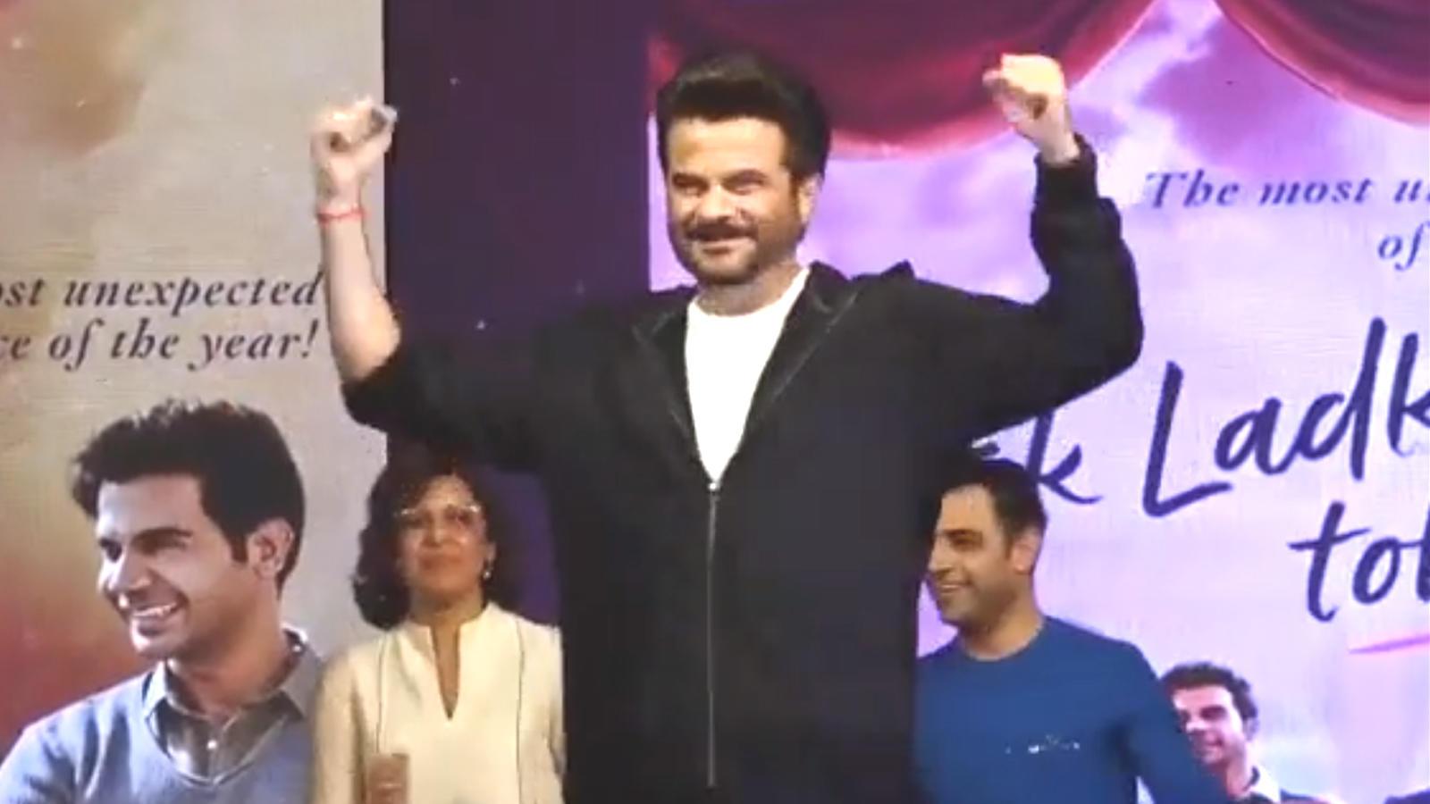 'Ramta Jogi' takes me back to extravaganza of 'Taal', says Anil Kapoor