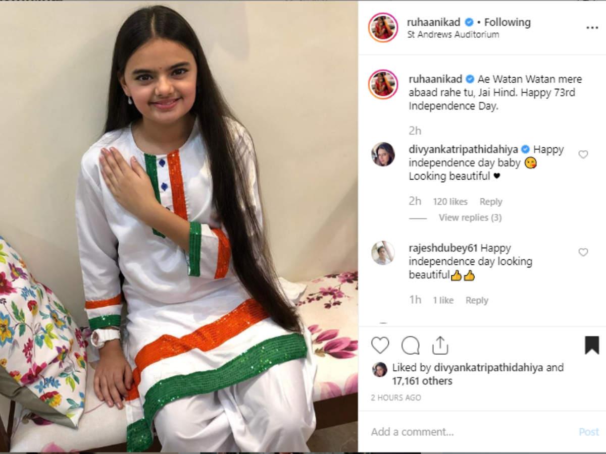 Happy Independence Day 2019: Kapil Sharma, Anita