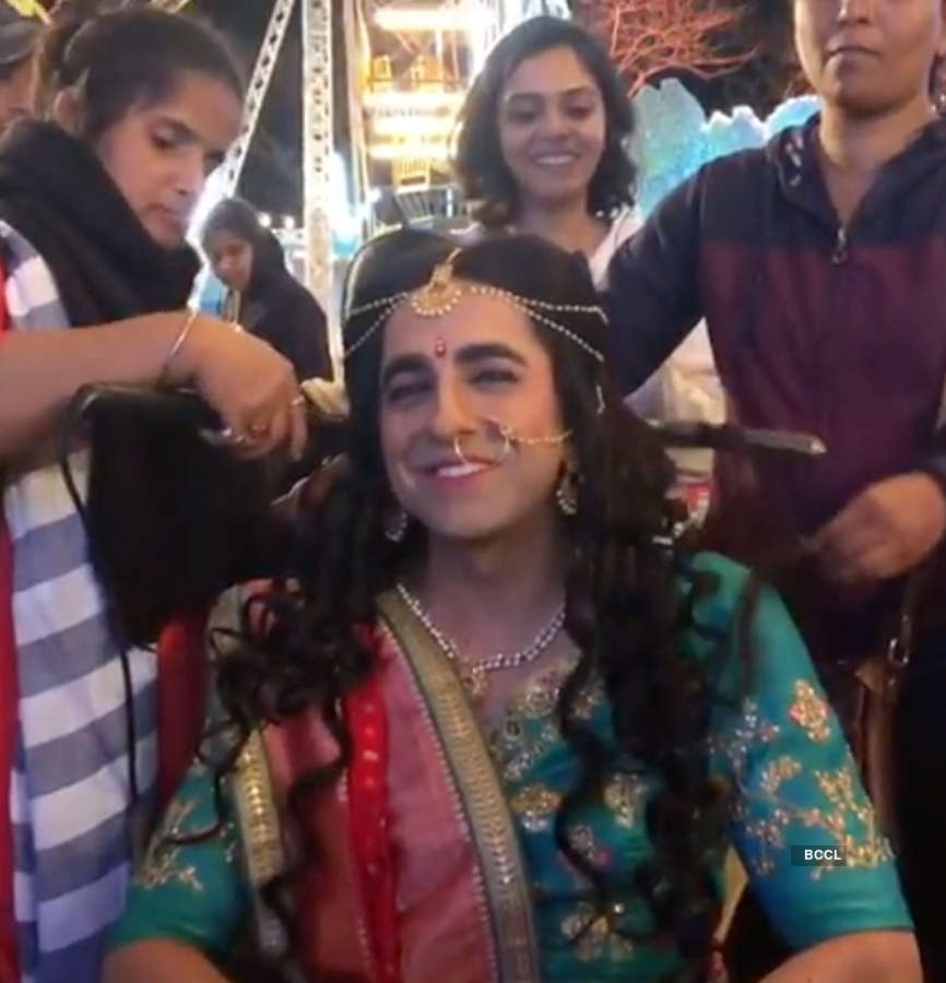 Ayushmann Khurrana's female avatar will leave you laughing very loud