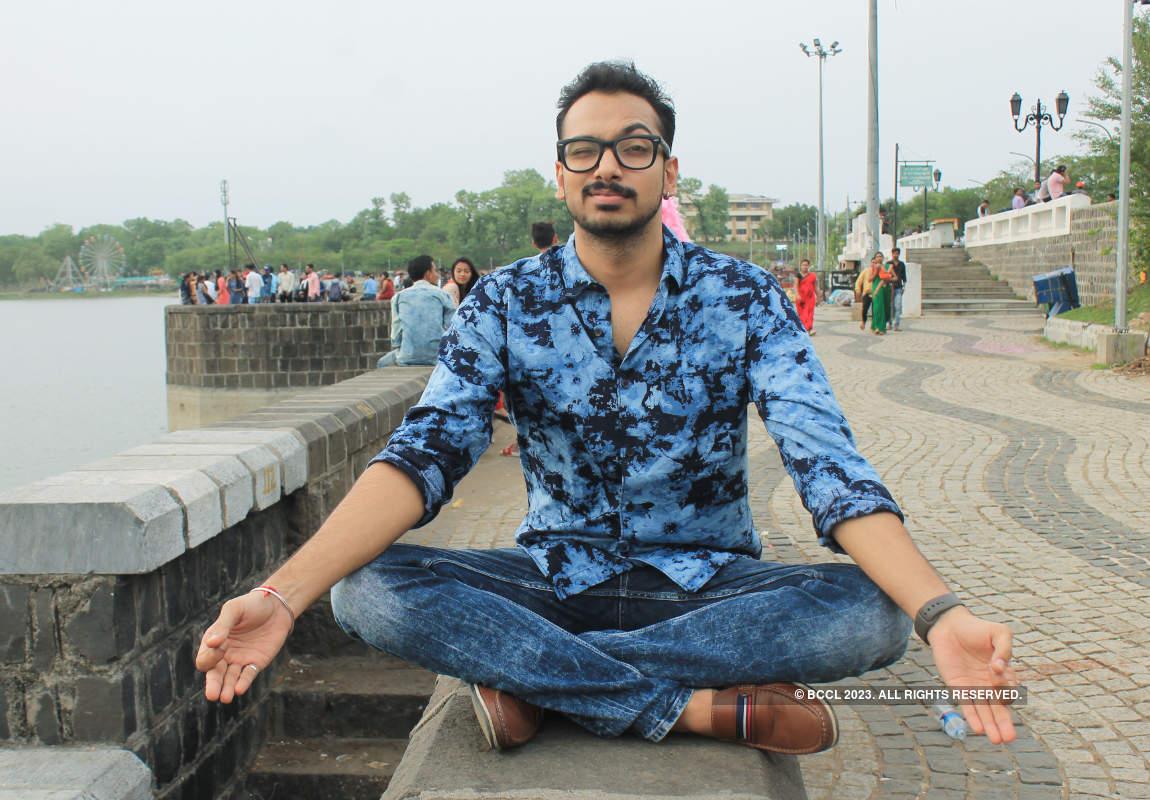 Shreyas Puranik's exclusive photoshoot