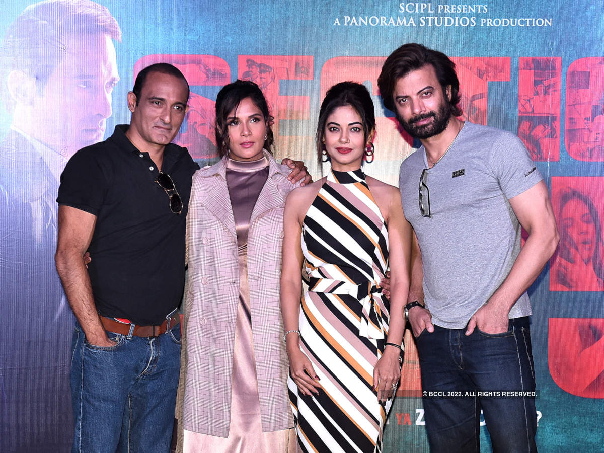 Section 375: Trailer launch