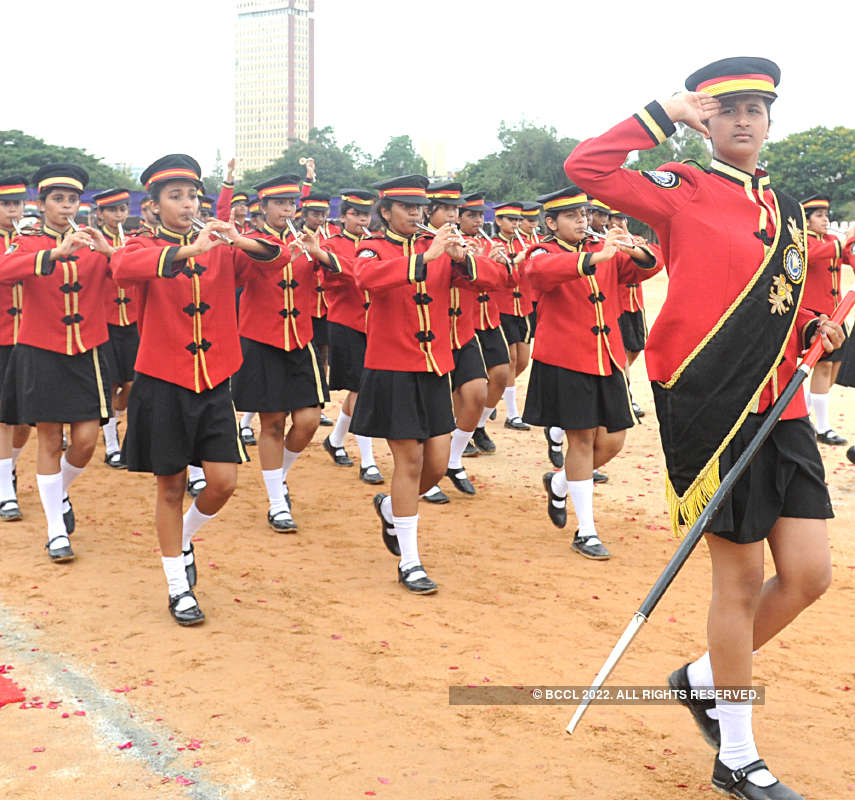 Independence Day preparations on full swing at Manekshaw Parade Ground