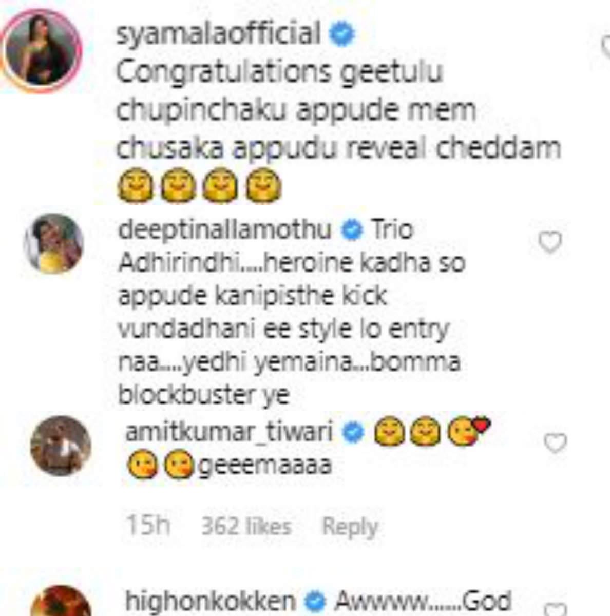 Bigg Boss BFFs wish Nandu and Geetha