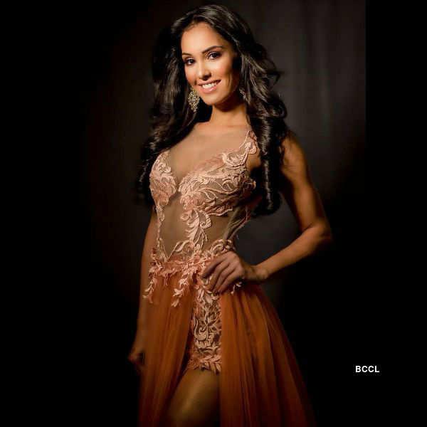 Jociani Repossi crowned Miss Earth Paraguay 2019
