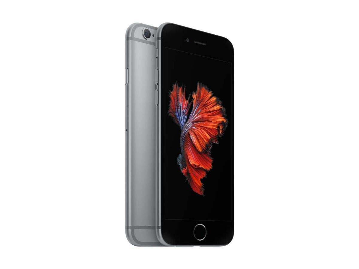 ​Apple iPhone 6S (Rs 28,999): Cheapest iPhone available; runs on same OS as the latest-generation iPhones and is likely to get at least two more OS updates
