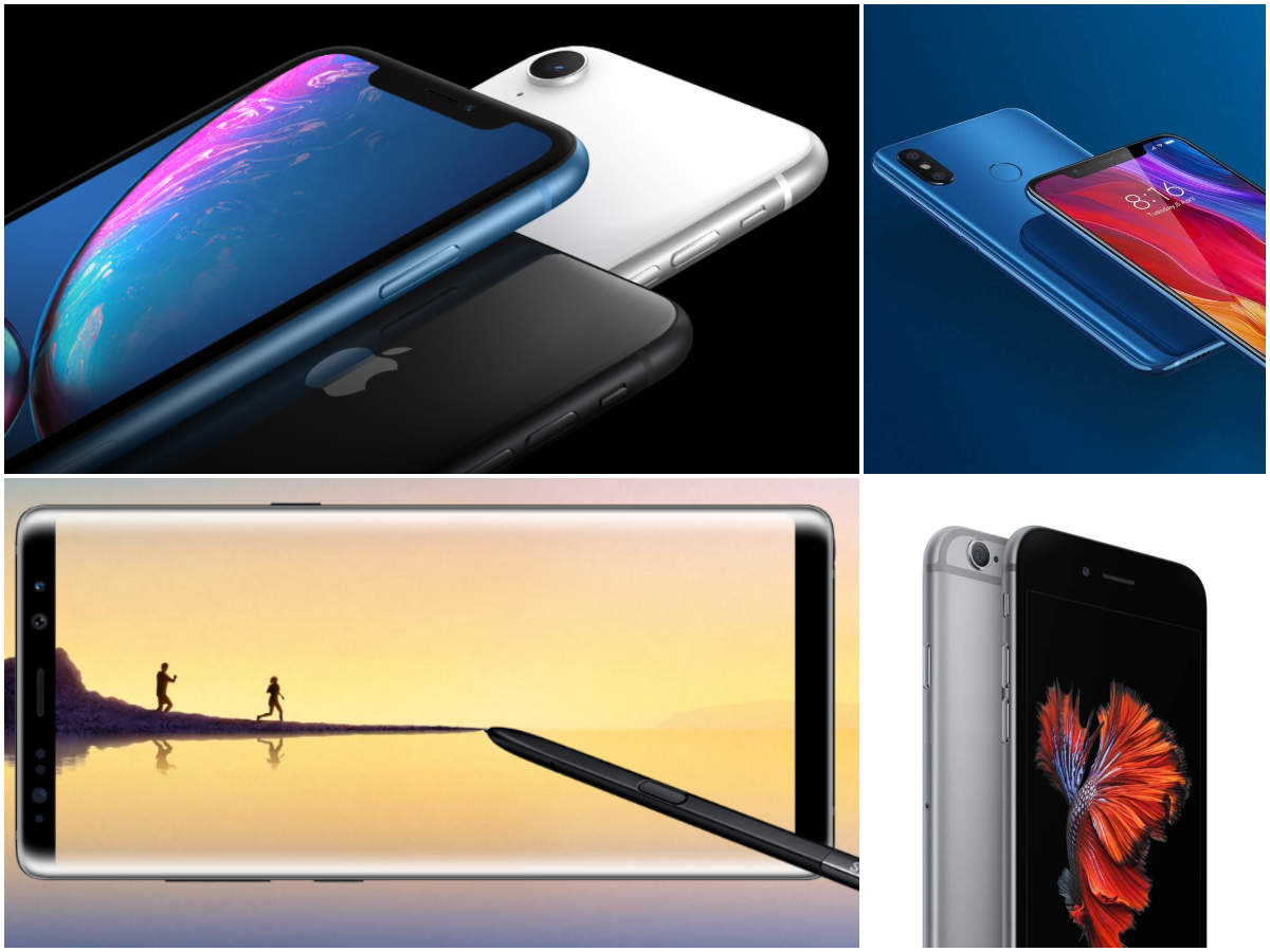 10 old smartphones that are good value for money