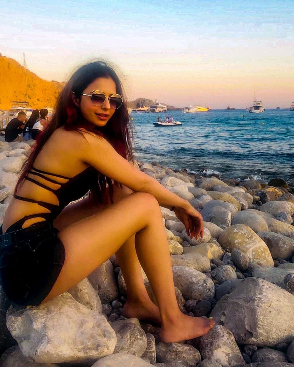 Rakul Preet Singh Hot Photos: Rakul Preet Singh sizzles in a bikini on the  beaches of Ibiza. See pics