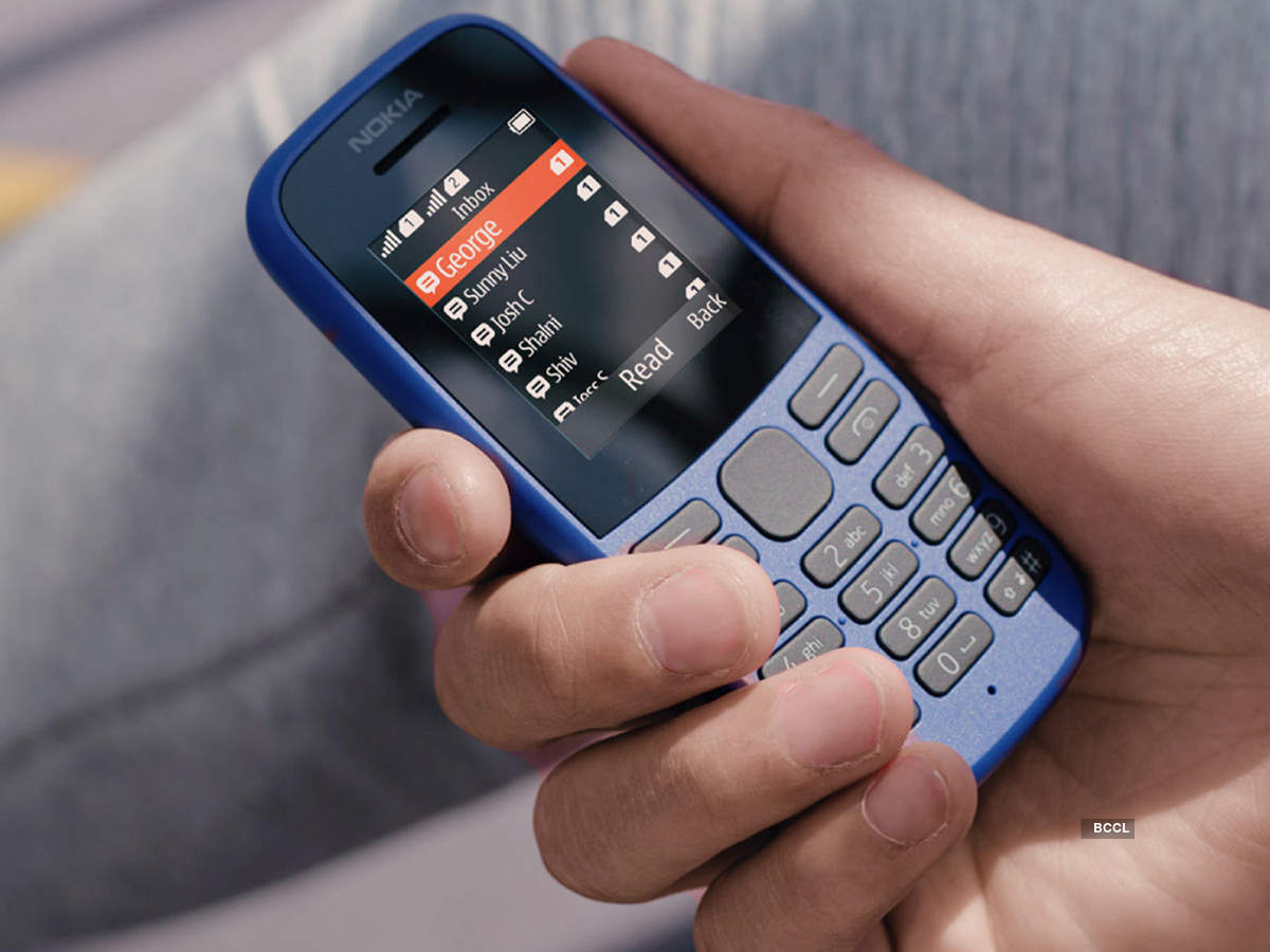 Nokia 105 fourth generation feature phone launched in India