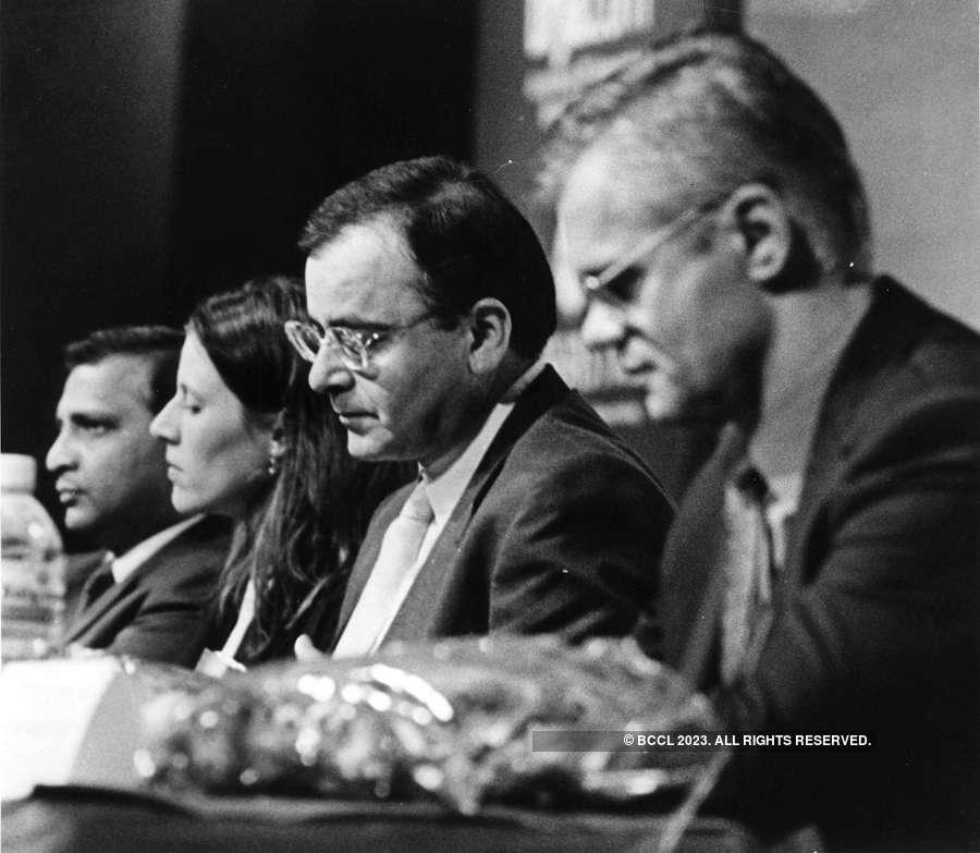 Rare photos of former Finance Minister Arun Jaitley