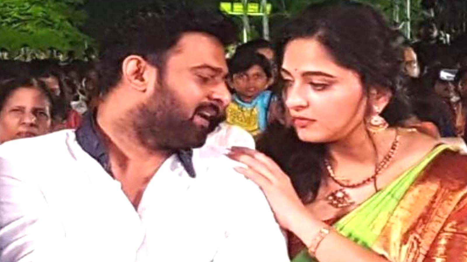Prabhas opens up on dating rumours with 'Baahubali' co-star Anushka Shetty