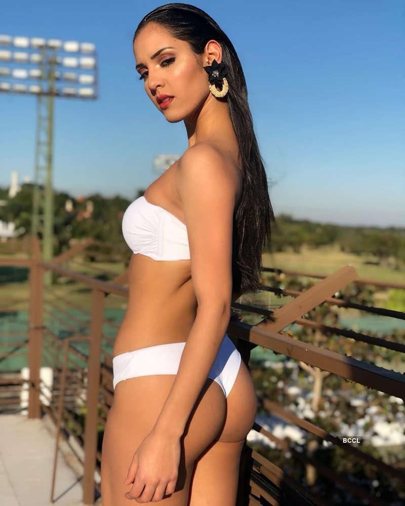 Jociani Daisy Repossi crowned Miss Earth Paraguay 2019