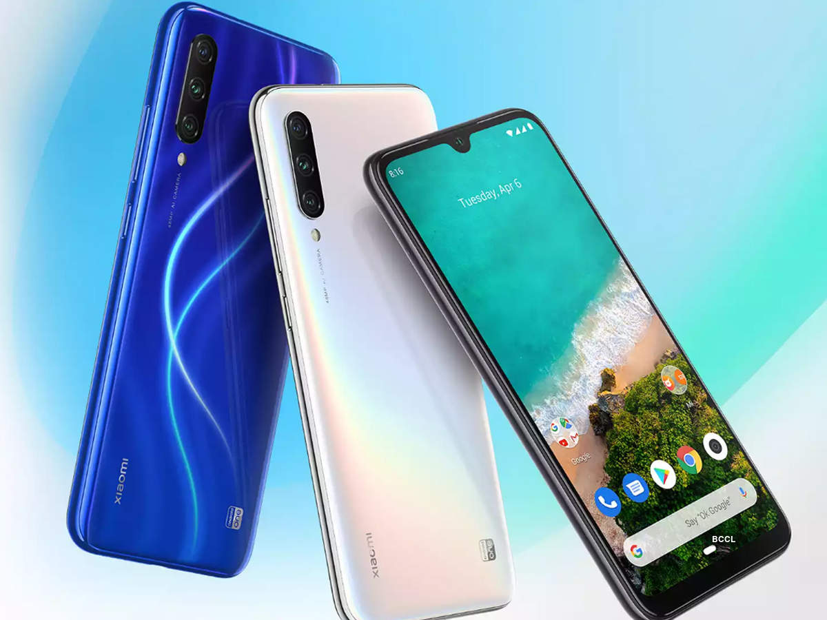 Xiaomi Mi A3 launched in India