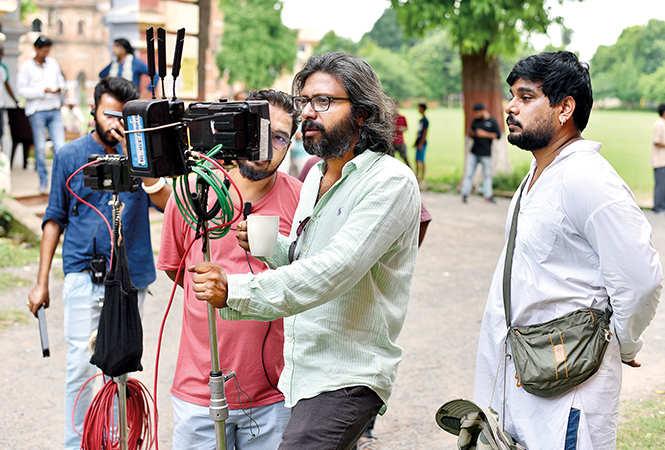 Director Nikhil Nagesh Bhatt (BCCL/ Amar Deep)