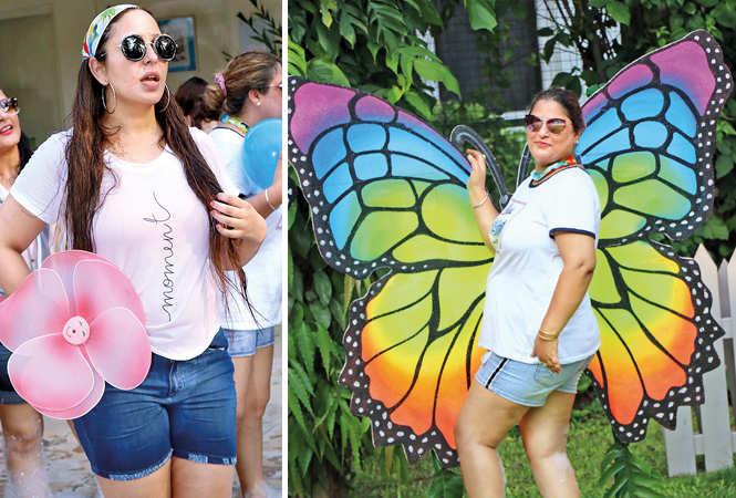 (L) Minnie Sabharwal (R) Neetu Tandon (BCCL/ Unmesh Pandey)