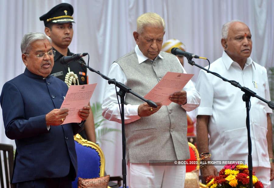 Karnataka CM BS Yediyurappa expands Cabinet