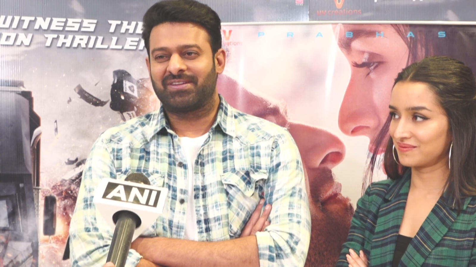 Sahoo: We tried to give different kind of action film for Indian film industry, says Prabhas