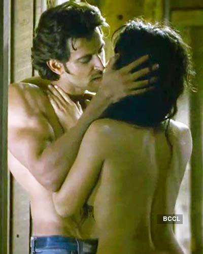B'wood's hottest movie scenes