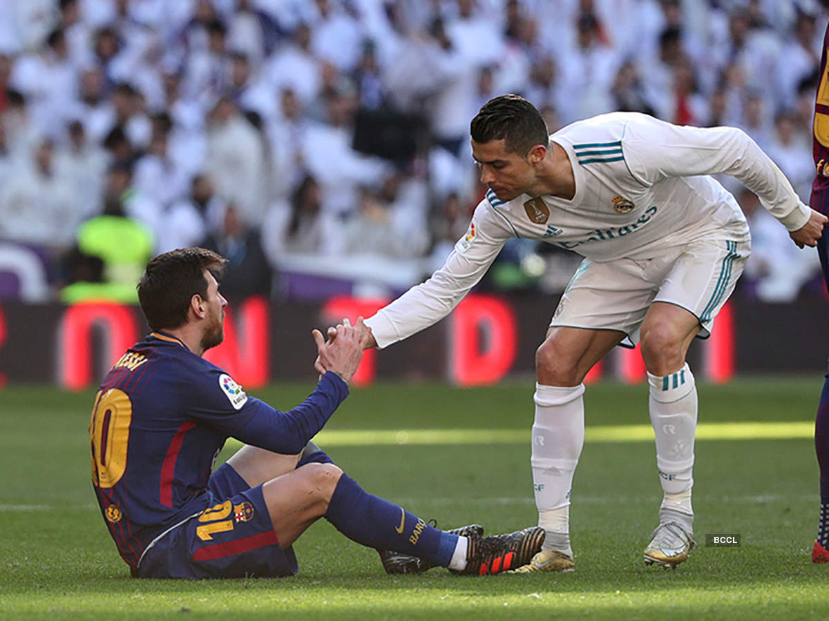 Messi has made me a better player, says Cristiano Ronaldo