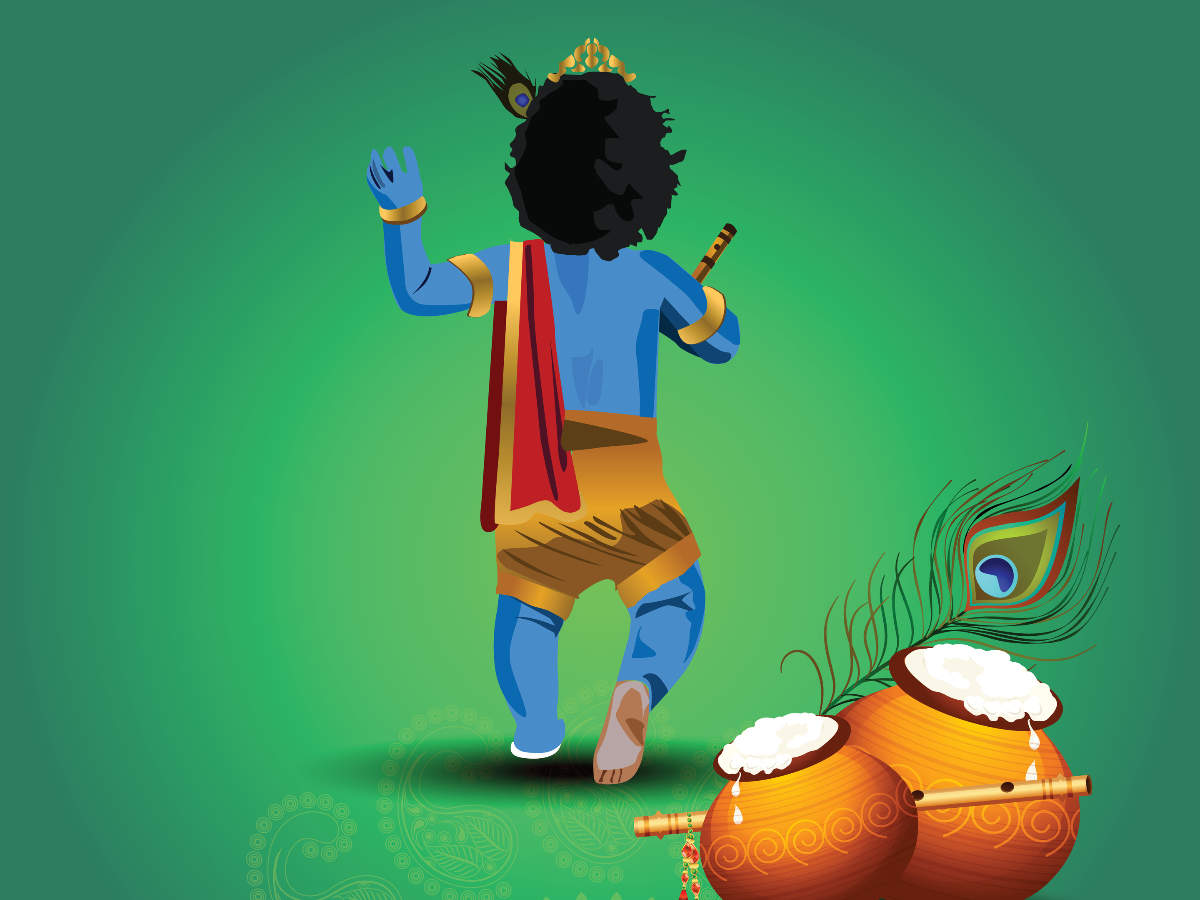 Janmashtami 2019 Greetings, Wishes and Messages