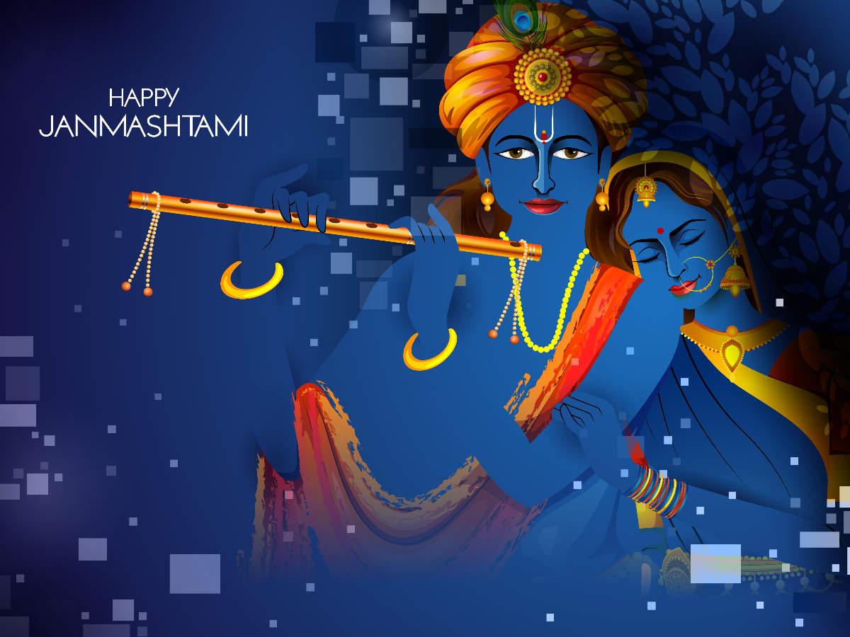 Krishna Janmashtami Messages, Greetings and Wishes