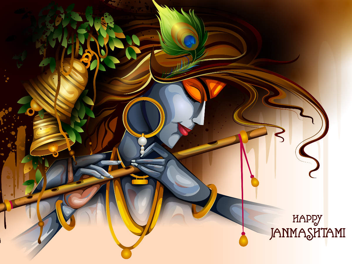 Janmashtami Cards, Quotes and Images