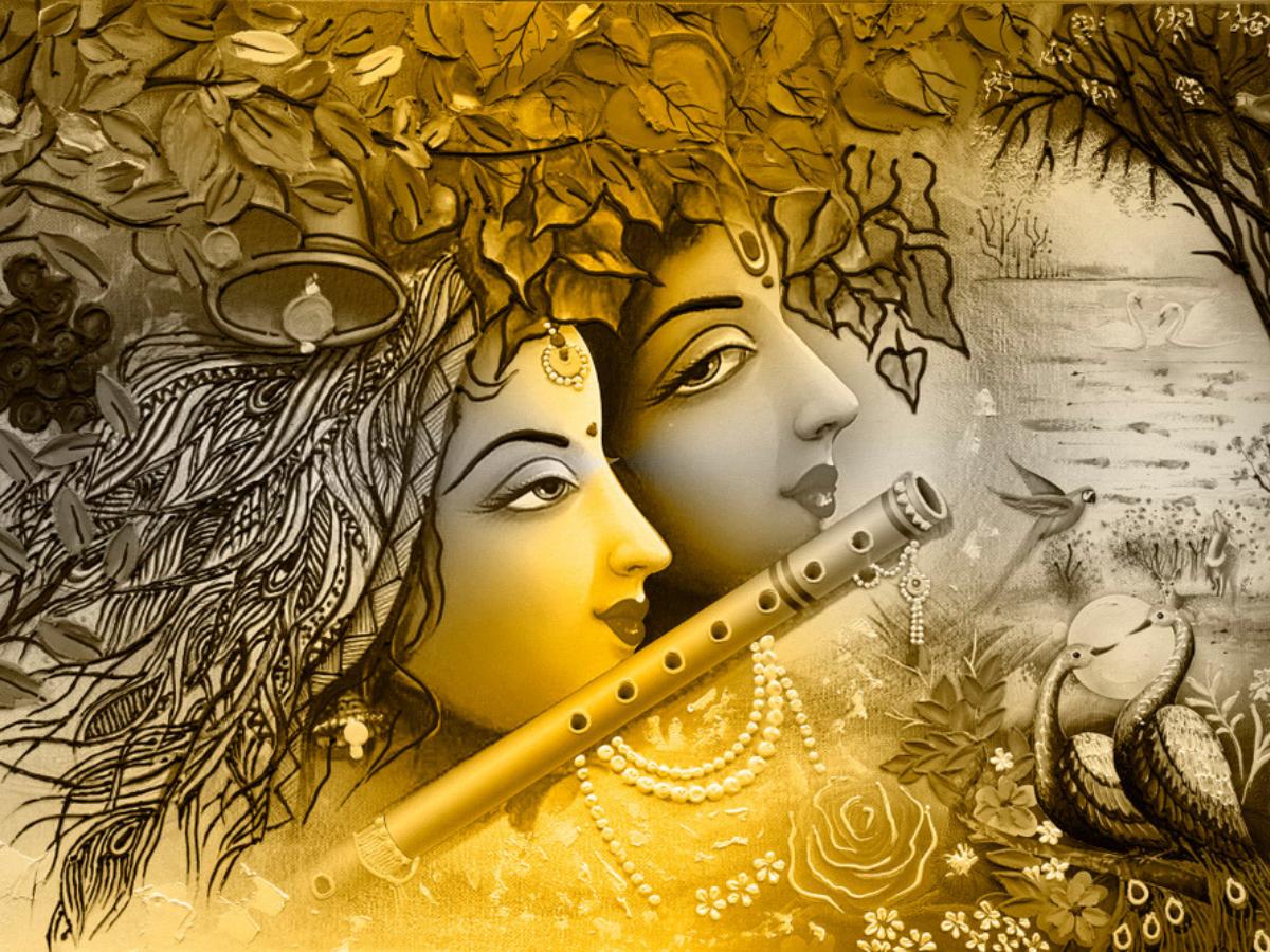 Krishna Janmashtami 2019 Cards, Images, Wishes, Messages & Status