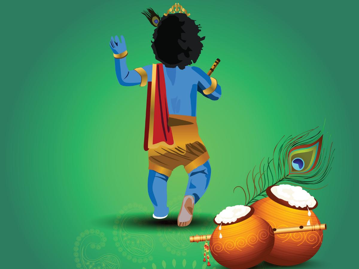 Happy Krishna Janmashtami 2019 Images, Cards and Quotes