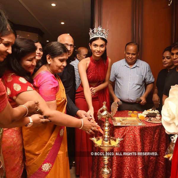 Suman Rao inaugurates Stylemax Exhibition in Chennai