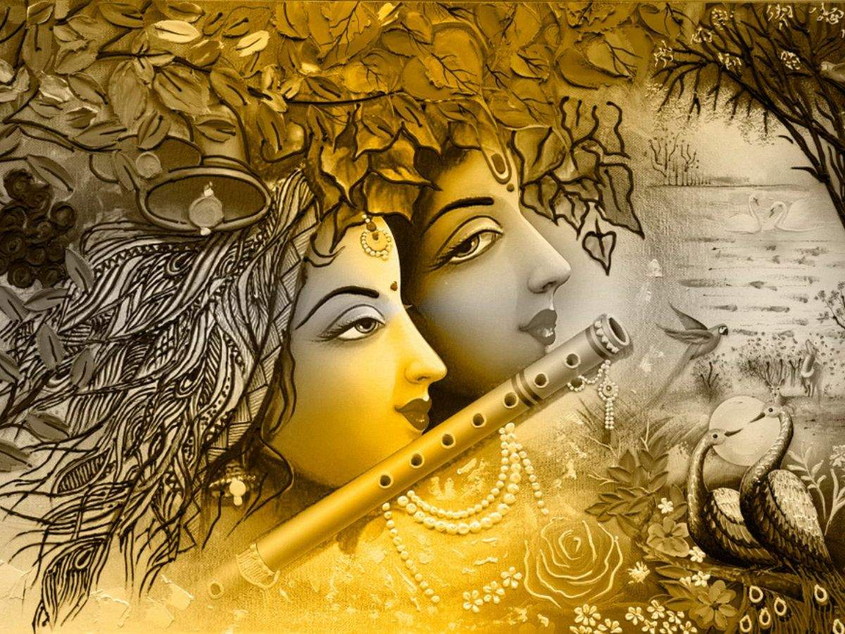 Happy Krishna Janmashtami Images: Greeting Cards, Wishes, Messages ...