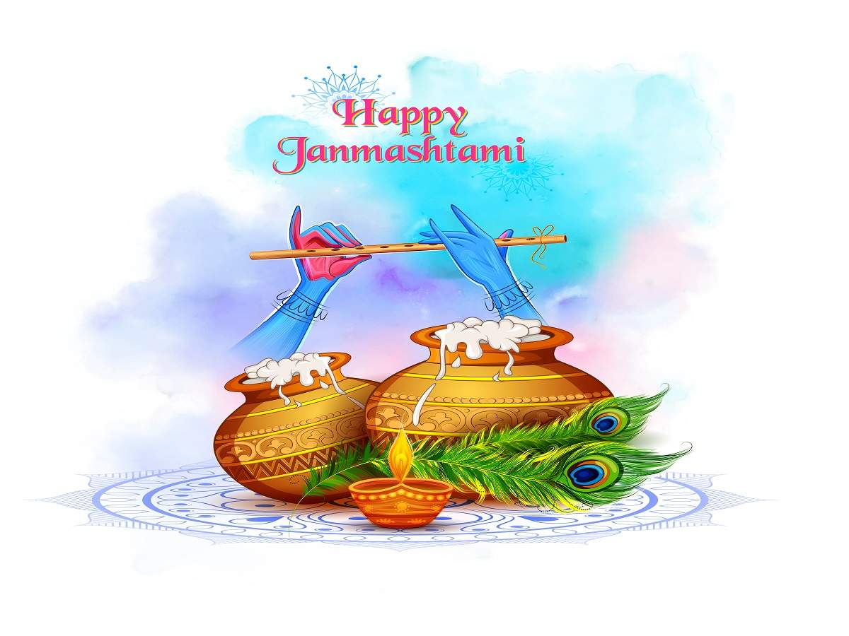 Happy Krishna Janmashtami 2019: Wishes, Messages, Quotes and Images