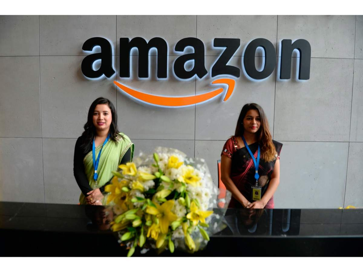 Amazon opens its biggest office space in India: 300 trees, 49 elevators, 15,000 work points and other key details