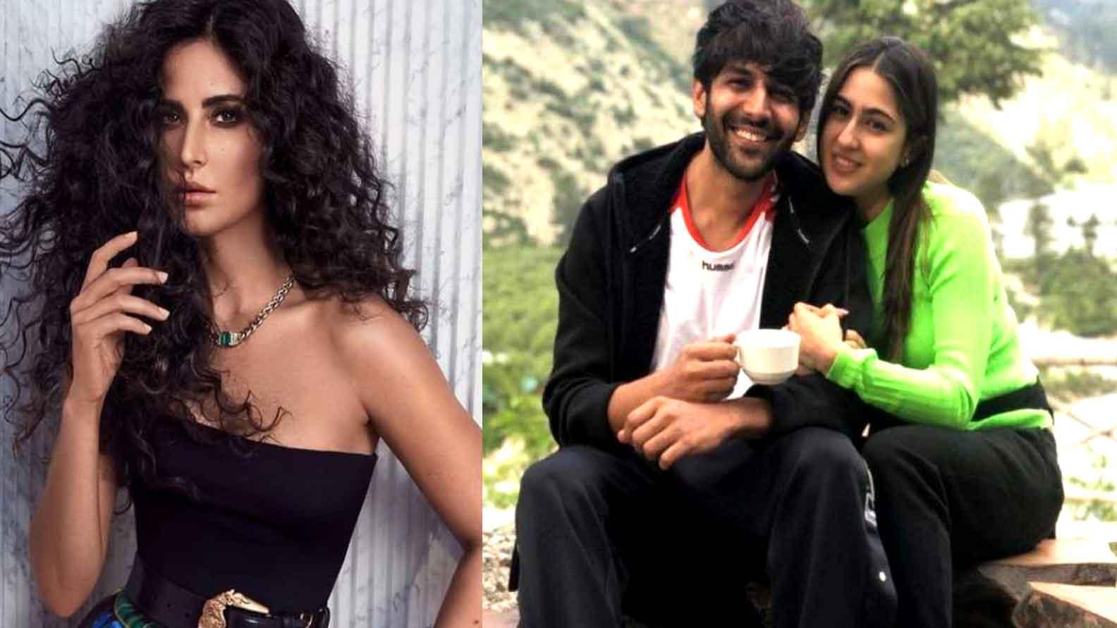 Kartik Aaryan ditches Katrina Kaif for Sara Ali Khan?