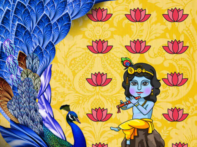 Krishna Janmashtami Wishes, Messages and Images (2)