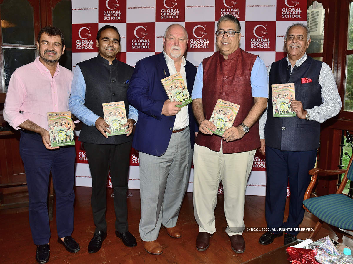 Fortune Turners: Book launch