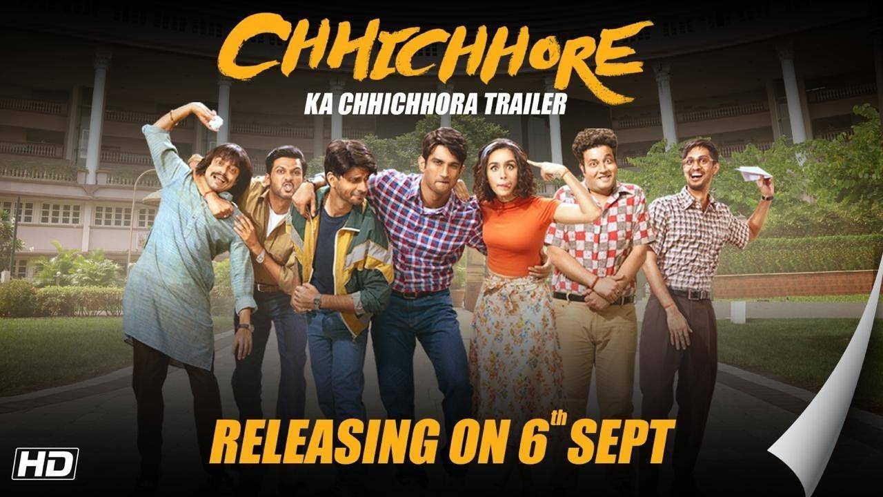 Chhichhore - Official Trailer