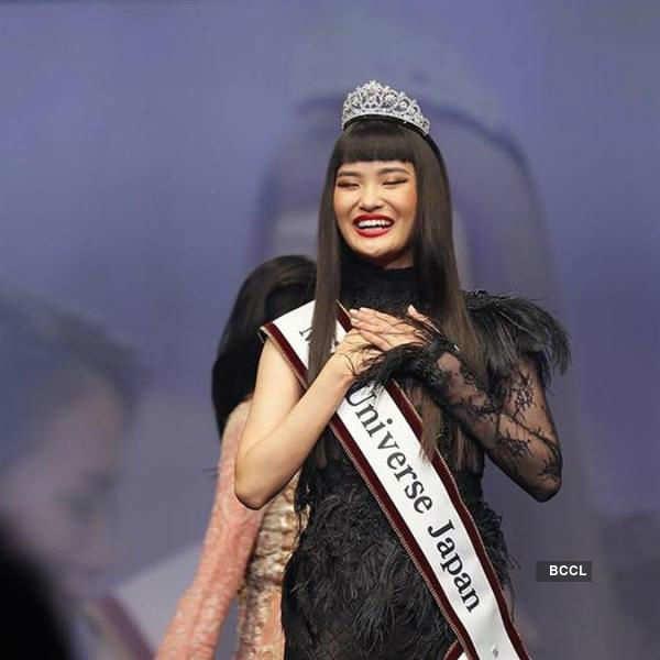 Ako Kamo crowned Miss Universe Japan 2019
