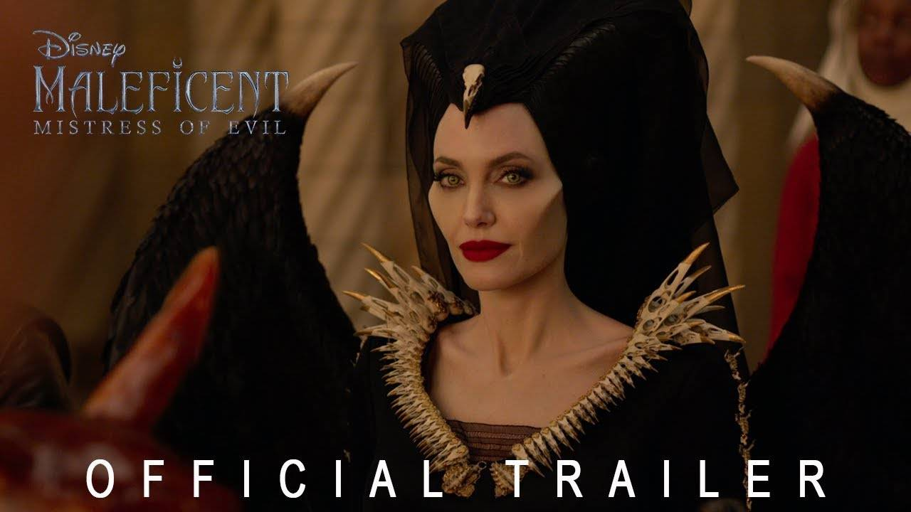 Maleficent Mistress Of Evil Hindi Trailer Aishwarya Rai