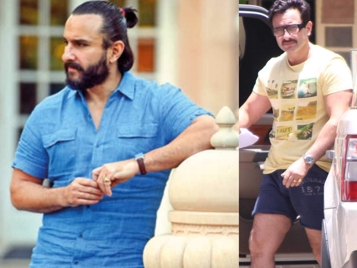 saif ali khan diet to lose weight