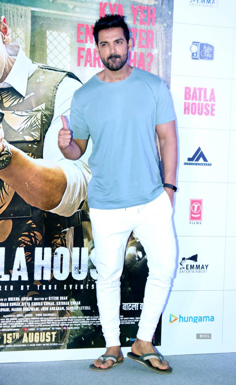 Batla House: Press conference