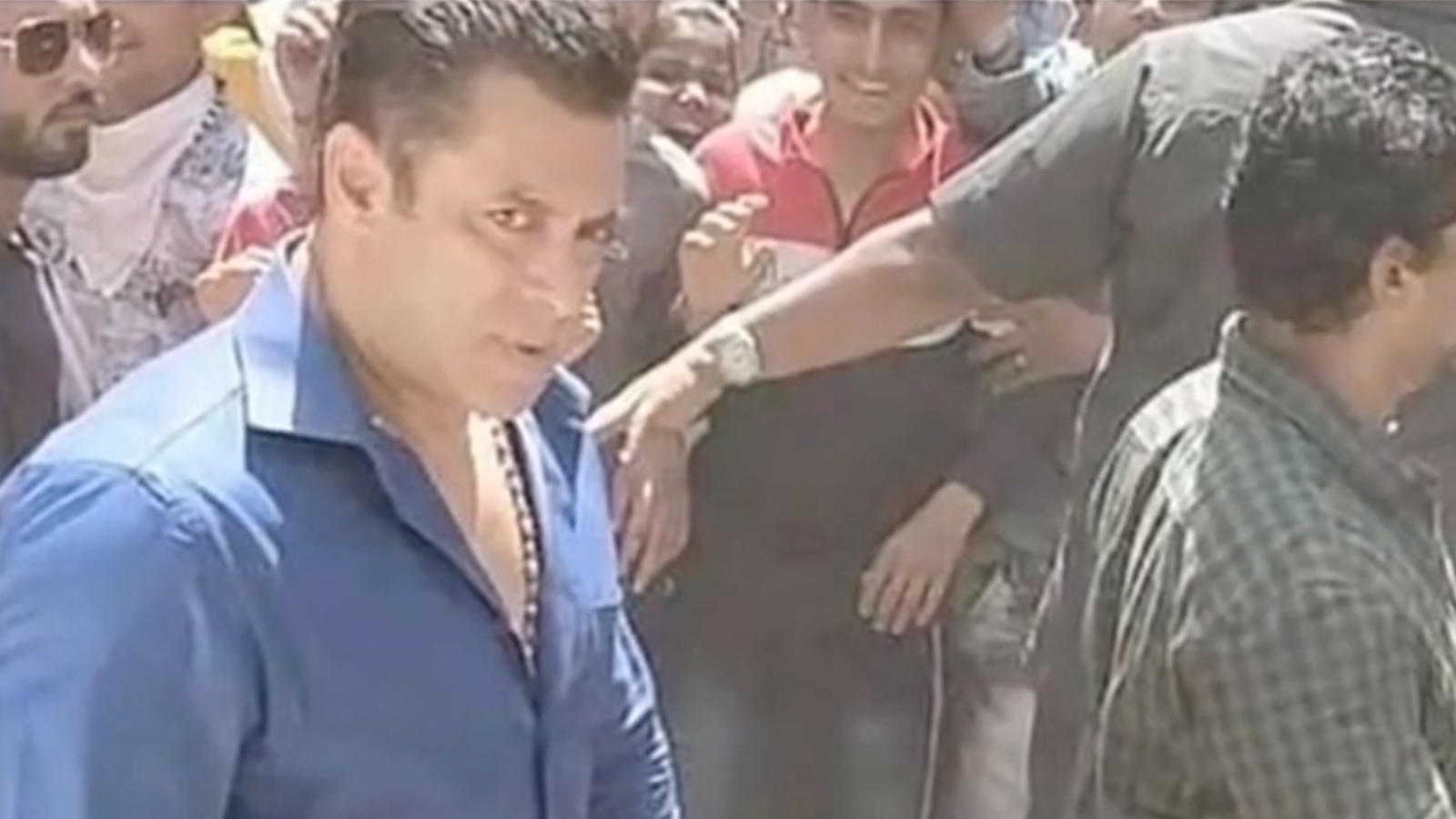 Salman Khan is angry over leaked videos from 'Dabangg 3'