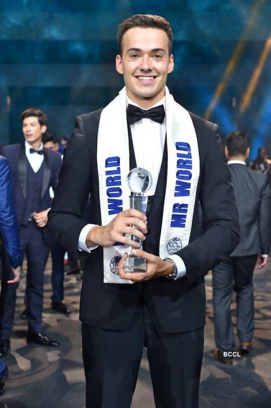 Mr. World 2019: Winning Moments